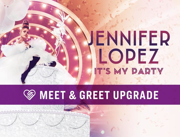 Jennifer Lopez: It's My Party: Meet & Greet - Philadelphia