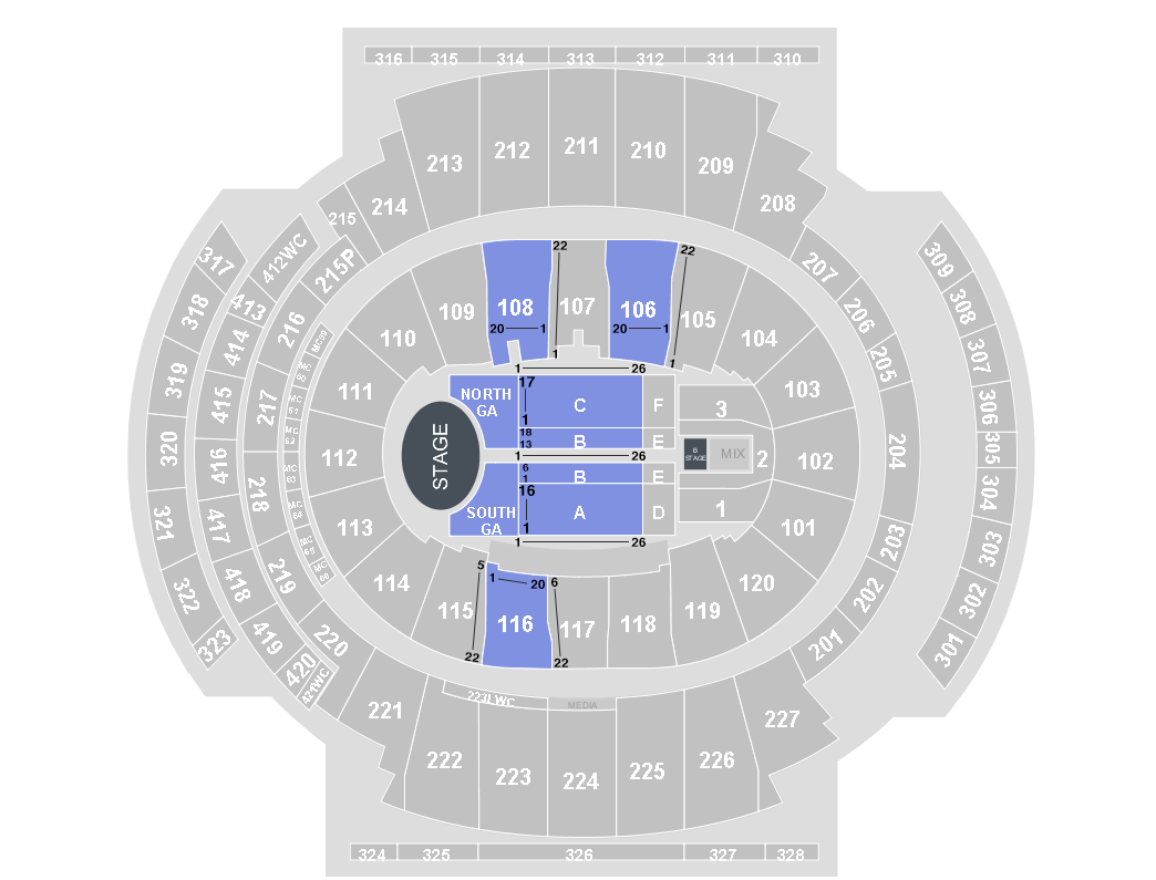 Tickets Harry Styles Live On Tour New York